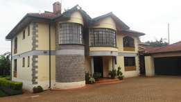 Outstanding 5 bedroom double storey house for rent