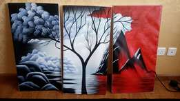 Canvas wall Paintings