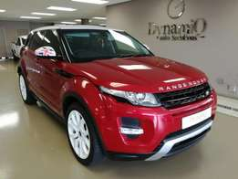 Range Rover Evoque UK Edition