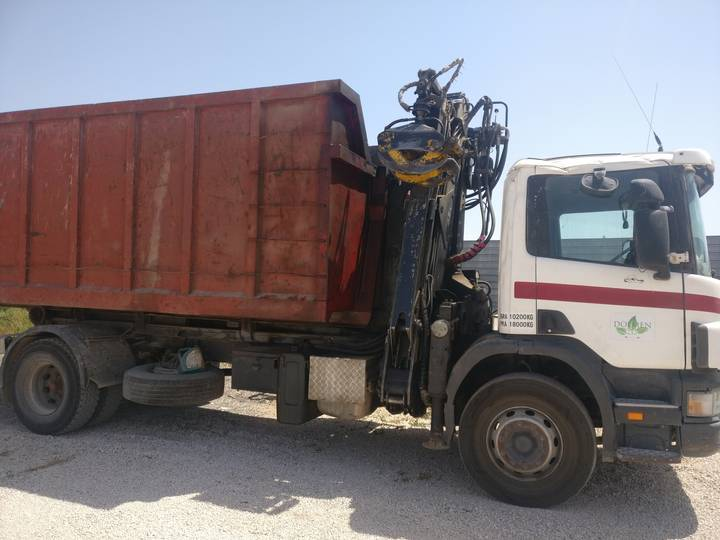 Scania P094GB4X2N7220
