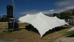 Stretch Tents for Sale and Hire