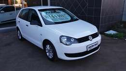 11' Vw Polo Vivo 1.4 trend