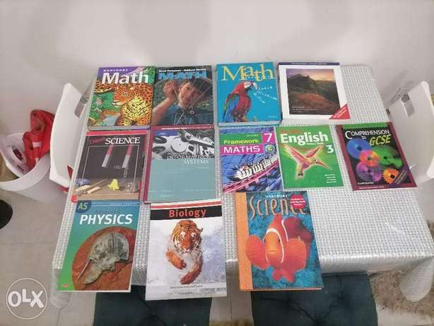 Miscellaneous Educational Books