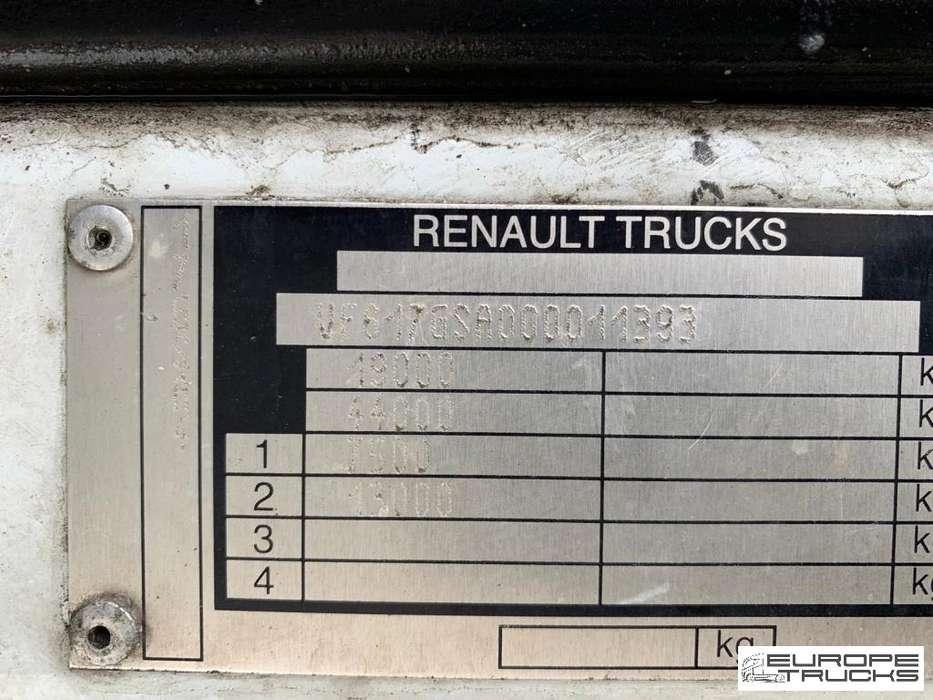 Renault Magnum 480 Steel/Air - Manual - Airco - 2006 - image 8