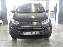 Ford EcoSport 1.0 titanium 2016 Model