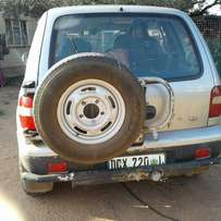 Sell or swap for bakkie