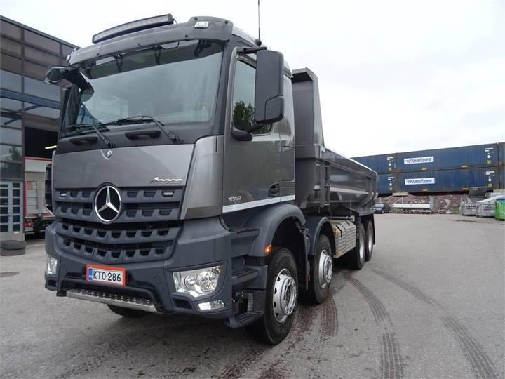Mercedes-Benz Arocs 3251 K 8x4 Jorpelava - 2019