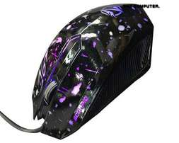 Ripper Gaming mouse wit led lighting