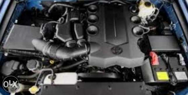Toyota 1Gr engine