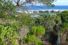 BETTY'S BAY PLOT... Stunning VIEWS, Very Large & Elevated...REDUCED !!