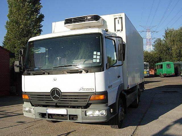 Mercedes-Benz ARTEGO 1017 - 1999