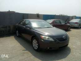 Toyota Camry 2008 tokunbo foreign used