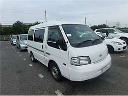 2008 NISSAN VANNETTE 2 WD Commercial Vehicle