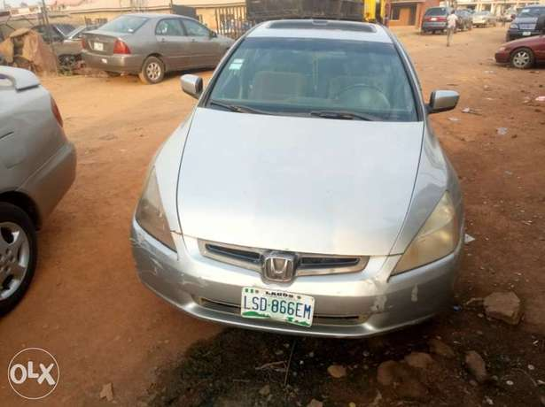 Super Clean Honda EOD Ibadan North - image 8