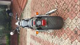 Fairly used Yamah V-max,1200 cc