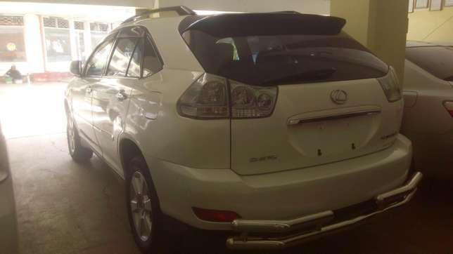 Very clean accident free Toyota Harrier On Sale Mombasa Island - image 4