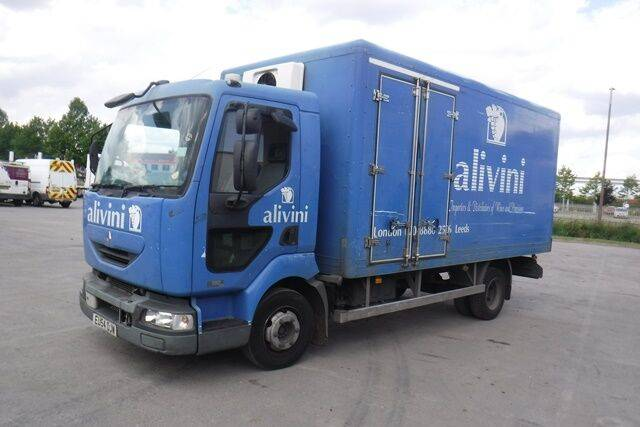 Renault MIDLUM 180DCI - 2019