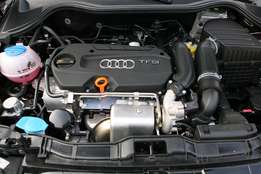 Vw 1.4tsi / Audi 1.4tfsi stripping CAX engine