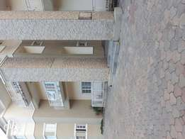 A 3 bedroom flat with boys quarter in wuse zone 5