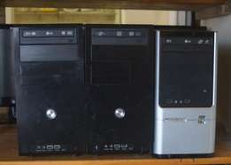 Various Dual Core Towers