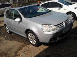2008 vw golf tdi 2.0 for sale