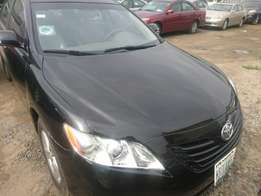 Registered 2008 Toyota Camry Leather interior for sale