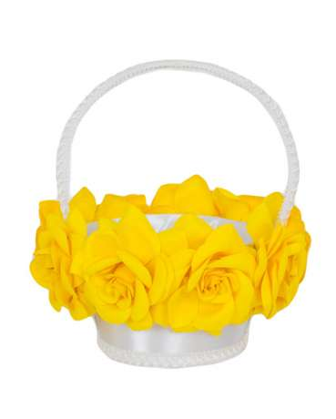 Roses flower girls basket Nairobi CBD - image 1