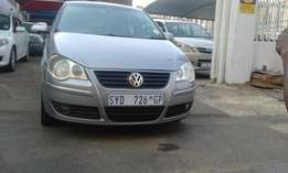 Vw polo 1.9 TDI silver in color 2008 model hatshback 82000km R83000