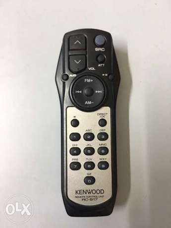 KENWOOD CD RC-517 Car Audio Remote Control