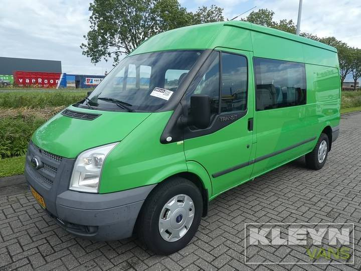 Ford TRANSIT 350 L 155 dubbele cabine, airc - 2014