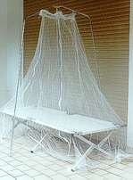 Mosquito Net UMBRELLA Conical Shape - Double Bed