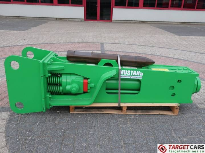 Mustang Hammer BRH501 Hydraulic Excavator Breaker 14~24T