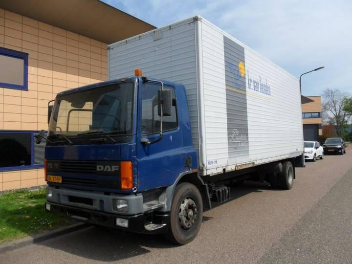 DAF 75 Ati, 240 Pk - 1995