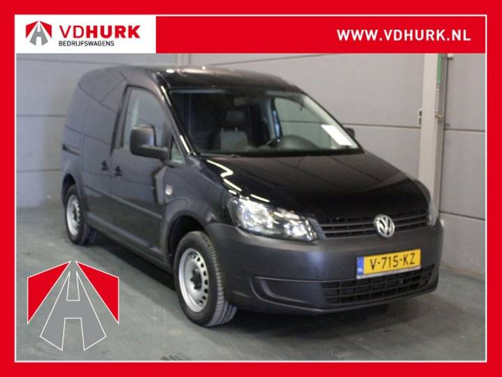 Volkswagen Caddy 1.6 TDI Airco/Sortimo/PDC - 2013