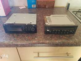 Peugeot 206 gti and 208 factory radios