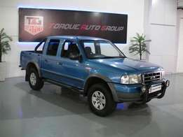 2004 Ford Ranger 2.5TDI 4X4 D/cab Manual