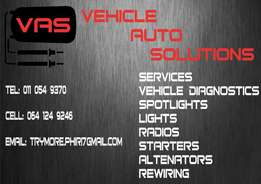 Vehicle Auto Solutions