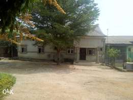4Bedrooms Bungalow for sale in Presidency quarters kubwa Abuja.