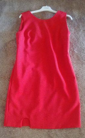 Sukienka LAVARD (czerwona) Pruszków • OLX.pl