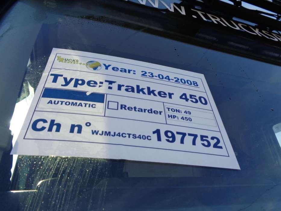 Iveco Trakker 450 + Euro 5 + KIPPER + PTO - 2008 - image 28