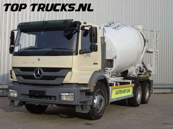 Mercedes-Benz Axor 2633 Mixer 6x4 RHD - 2012