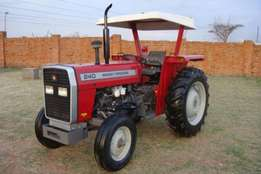 MF 240 2WD - reduced price