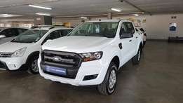 2017 Ford Ranger 2.2TDCi XL Double Cab Bakkie for sale
