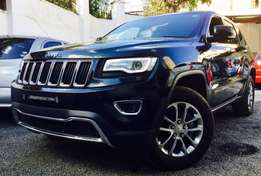 BRAND NEW JEEP JUST ARRIVED 2015 MODEL limited edition 6,499,999/=ono