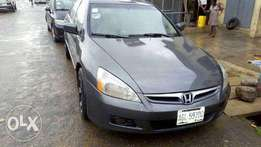 Registered neatly used 04 honda accord EOD first body