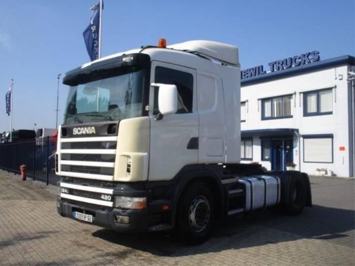 Scania 124/420 4X2 - 2003