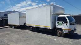 DAVE'S TRANSPORT is a removals business located in somerset west