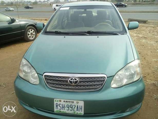 Toyota corolla 2008 model clean in and exterior Kubwa - image 8