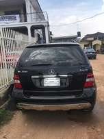 2008 tokunbo Benz ml35