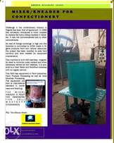 Mixer/ kneader for home n commercial use